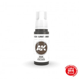 BURNT UMBER INK AK11229
