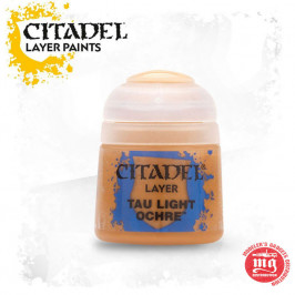 TAU LIGHT OCHRE LAYER CITADEL 22-42