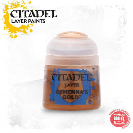 GEHENNAS GOLD LAYER CITADEL 22-61