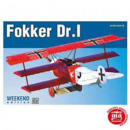 FOKKER Dr.I EDUARD 8487 BARON ROJO