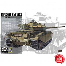 IDF SHOT KAL 1973 AFV CLUB AF35124