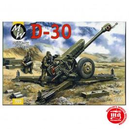 D-30 MILITARY WHEELS 7222