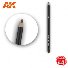 WEATHERING PENCIL FOR MODELLING RUBBER AK10002