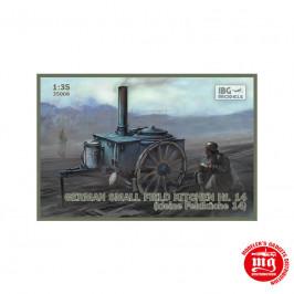 GERMAN SMALL FIELD KITCHEN Hf.14 KLEINE FELDKUCHE 14 IBG35008