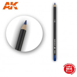 WEATHERING PENCIL FOR MODELLING DARK BLUE AK10022