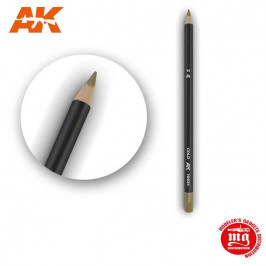 WEATHERING PENCIL FOR MODELLING GOLD AK10034