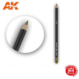 WEATHERING PENCIL FOR MODELLING BRONZE AK10036