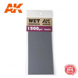 WET SANDPAPER 1500 AK9035