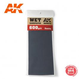 WET SANDPAPER 600 AK9073