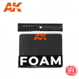 WET PALETTE REPLACEMENT FOAM AK8075