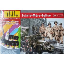 SAINTE MERE EGLISE HELLER 53013