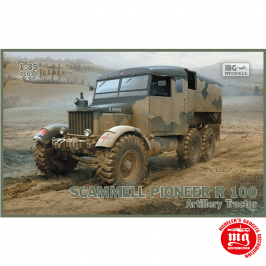 SCAMMELL PIONEER R100 ARTILLERY TRACTOR IBG MODELS 35030