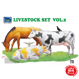 LIVESTOCK SET VOLUMEN 2 RIICH RV 35015