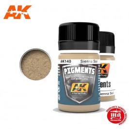 SIENNA SOIL PIGMENT AK140