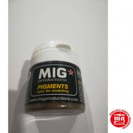 PIGMENTO DARK MUD MIG PRODUCTIONS P033