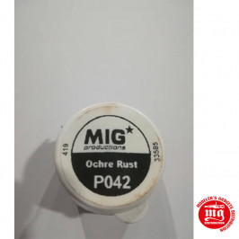 PIGMENTO OCHRE RUST MIG PRODUCTIONS P042