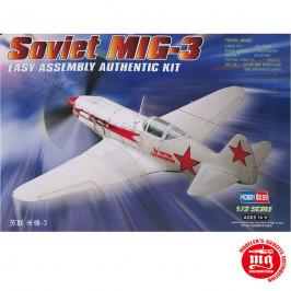 SOVIET MIG-3 HOBBY BOSS 80229
