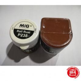 PIGMENTO COLOR GRIS INDUSTRIAL MIG P238
