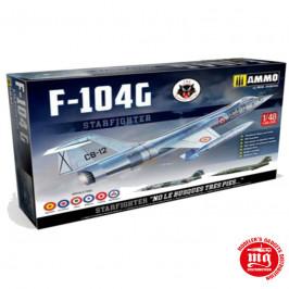 F-104G STARFIGHTER AMIG-8504
