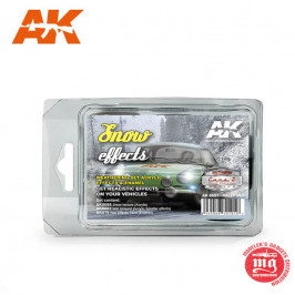 SNOW EFFECTS RALLY SET  AK8091