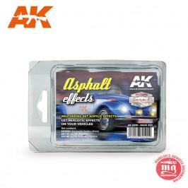 ASPHALT EFFECTS RACE SET AK8090