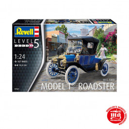 1913 FORD MODEL ROADSTER REVELL 07661