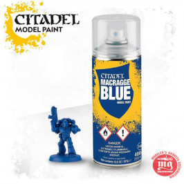 MACRAGGE BLUE SPRAY CITADEL 62-16