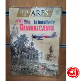 ARES 4 LA BATALLA DE GUADALCANAL ARES 4