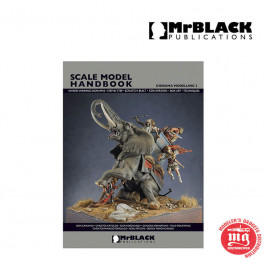 SCALE MODEL HANDBOOK DIORAMA MODELLING 2 MR BLACK PUBLICATIONS MRB DM02