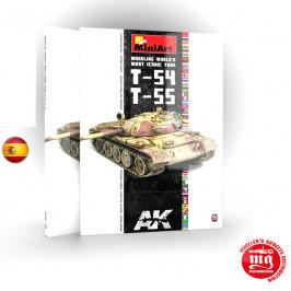 MODELANDO EL TANQUE MAS ICONICO DEL MUNDO T54 T55 AK915
