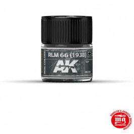 REAL COLOR RLM 66 1938 AK RC339