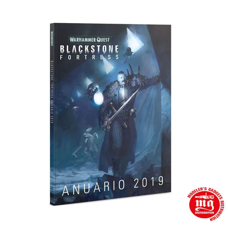 ANUARIO WARHAMMER QUEST BLACKSTONE FORTRESS 2019 GAMES WORKSHOP 03 04 06 99 003