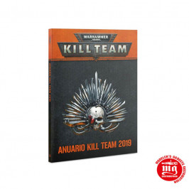 ANUARIO KILL TEAM 2019 GAMES WORKSHOP 03 04 01 99 120