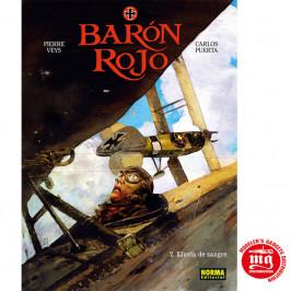 BARON ROJO LLUVIA DE SANGRE