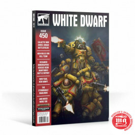WHITE DWARF ISSUE 450 GAMES WORKSHOP