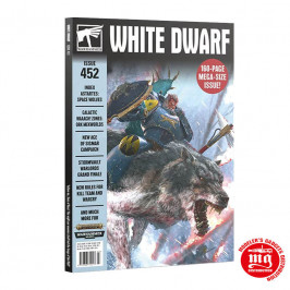 WHITE DWARF ISSUE 452