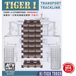 TIGER I AND STURMTIGER TRANSPORT TRACK AFV AF35129