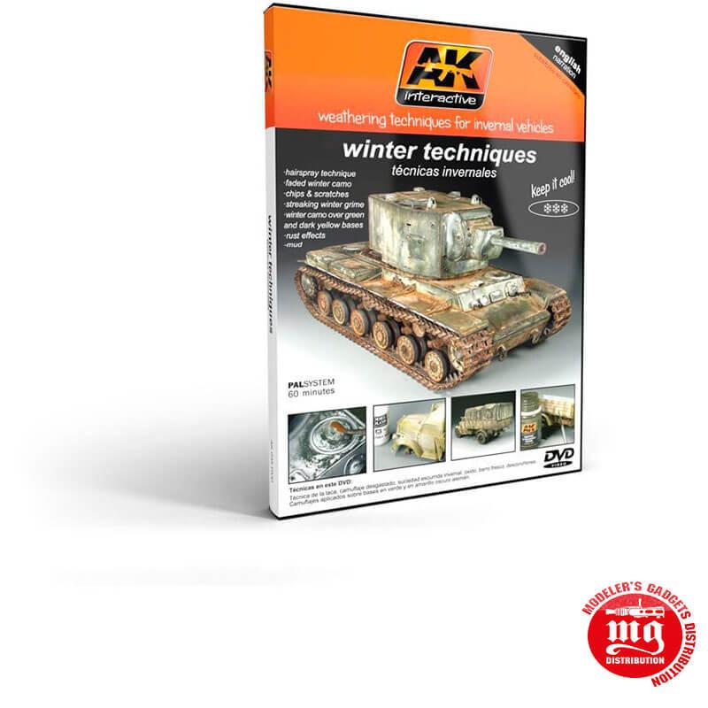WINTER WEATHERING PAL AK035