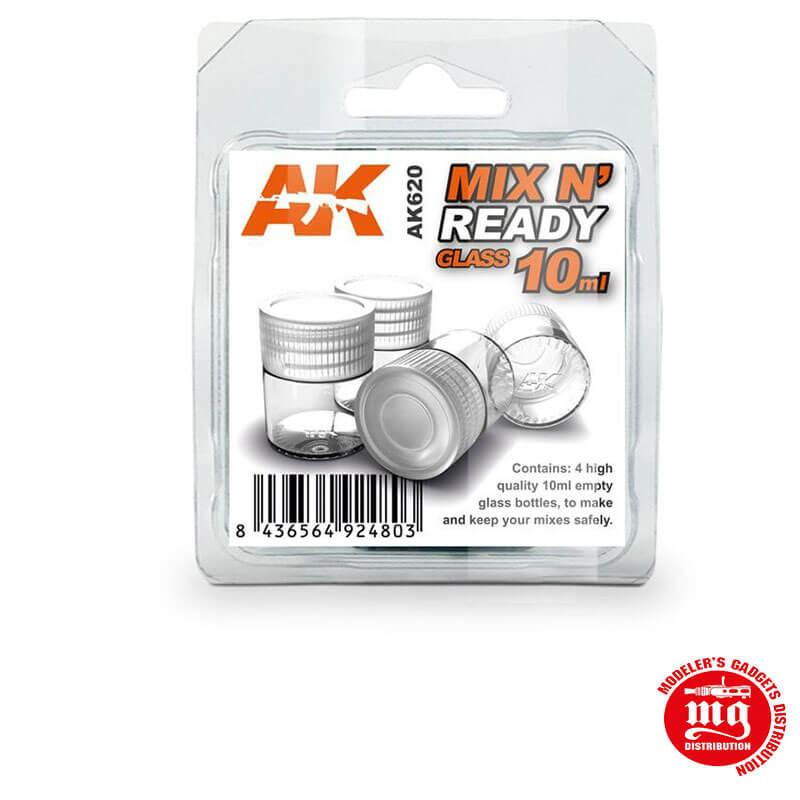 MIX AND READY GLASS AK620