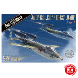 Ju EF-126 ELLI EF-127 WALLI 3 IN 1 DAS WERK DW32001