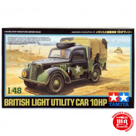 BRITISH LIGHT UTILITY CAR 10HP TAMIYA 32562 ESCALA 1:48