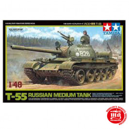 T55 RUSSIAN MEDIUM TANK TAMIYA 32598