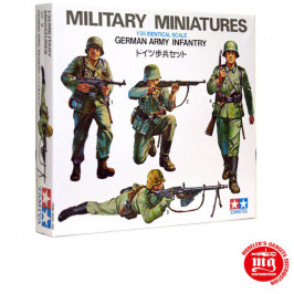 GERMAN ARMY INFANTRY TAMIYA 35002