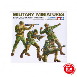 ARMY INFANTRY US TAMIYA 35013