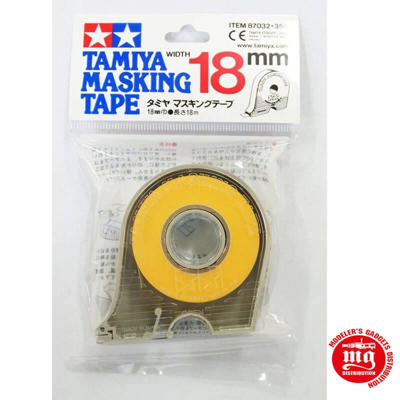 MASKING TAPE 18 mm TAMIYA 87032
