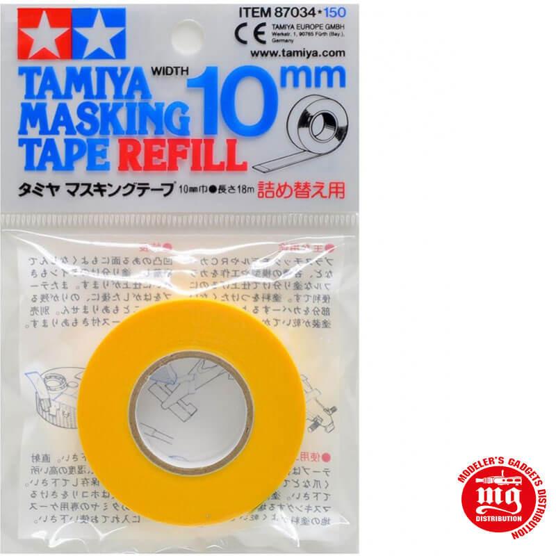 MASKING TAPE REFILL 10mm TAMIYA 87034