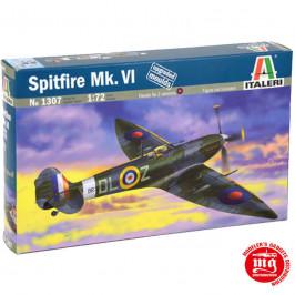 SPITFIRE Mk VI ITALERI 1307