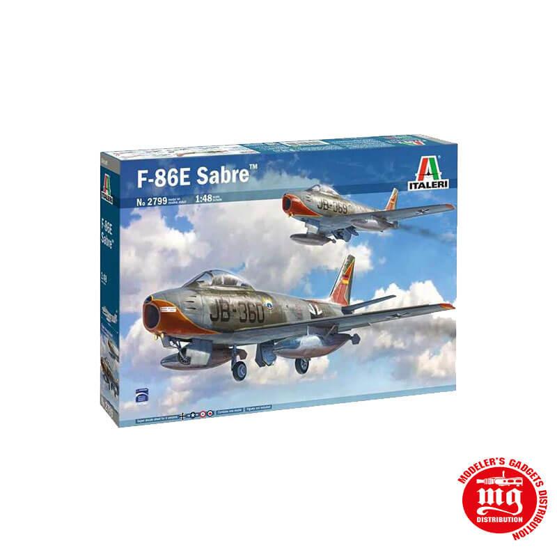 F-86E SABRE ITALERI 2799
