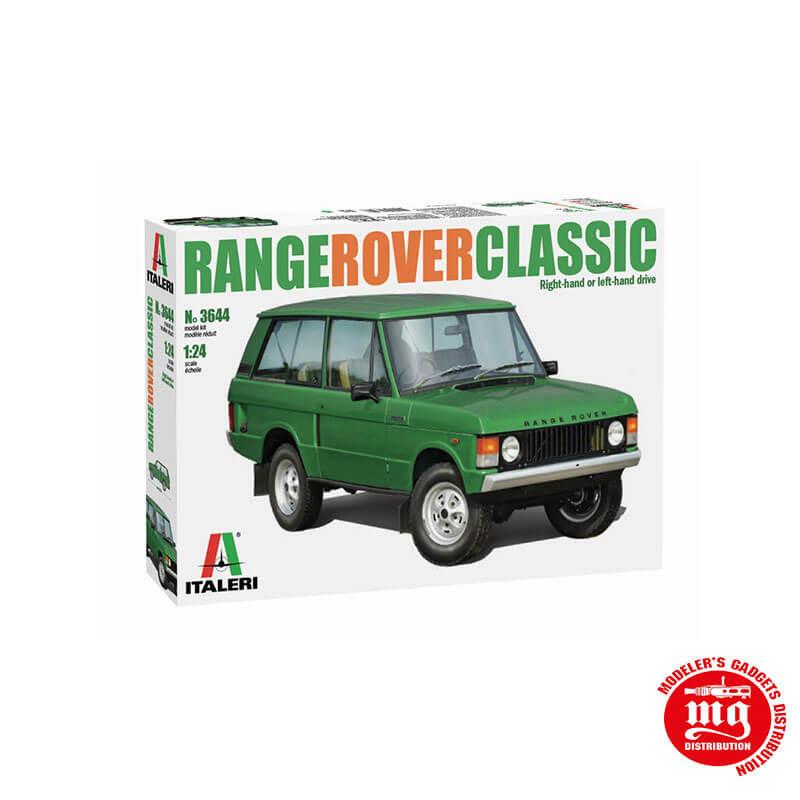 RANGE ROVER CLASSIC ITALERI 3644