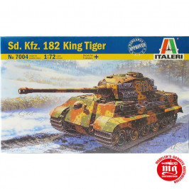 Sd Kfz 182 KING TIGER ITALERI 7004